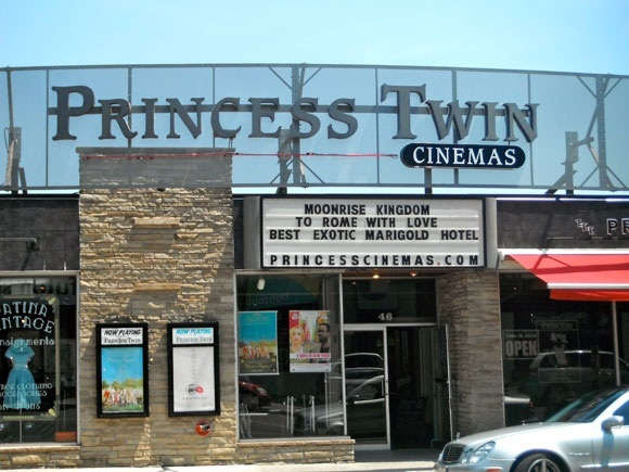 Princess Twin Cinemas