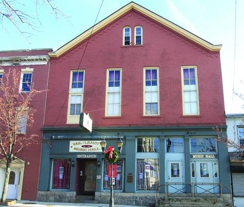 Vail-Leavitt Music Hall