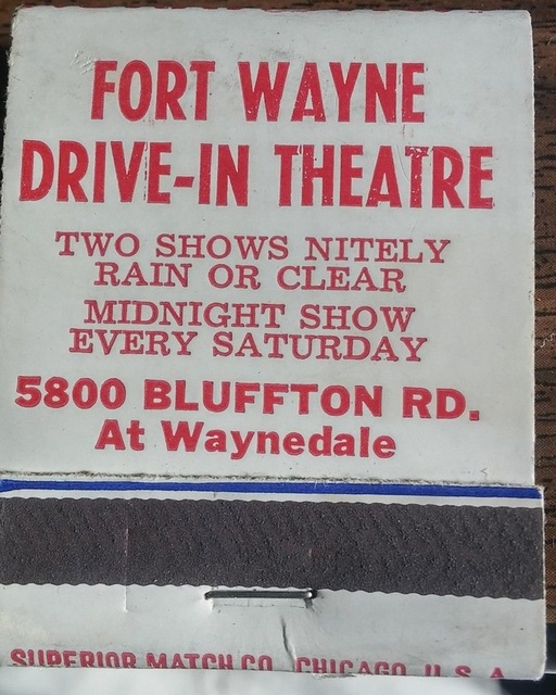Fort Wayne Drive-In