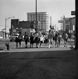Circa 1966 photo courtesy of Steve Lewandowski, photographer unknown.