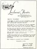 Larchmont Theatre