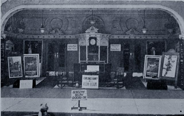 rex theatre cinema treasures