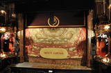 <p>Safety Curtain, viewed from the dress circle.  April 2016.</p>