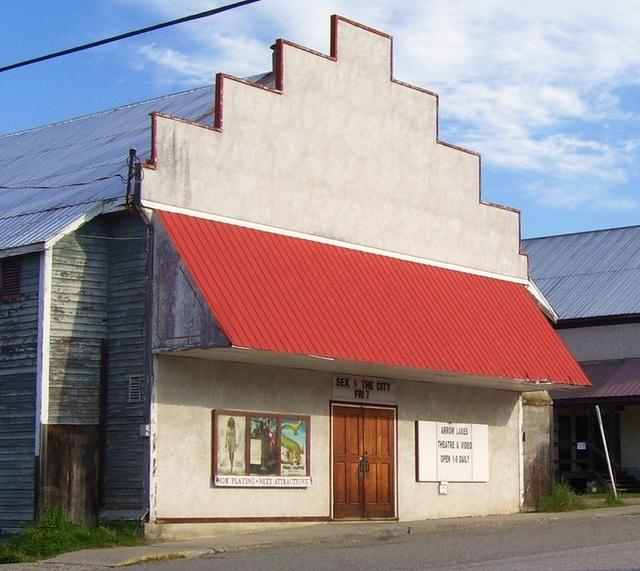 Arrow Lake Theatre
