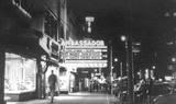 Ambassador Theatre Downtown Raleigh