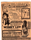 Esquire Theater Burlesque