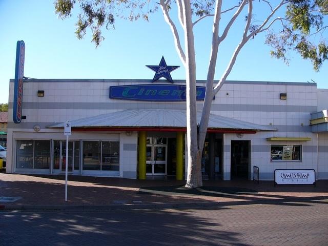Alice Springs Cinema Times