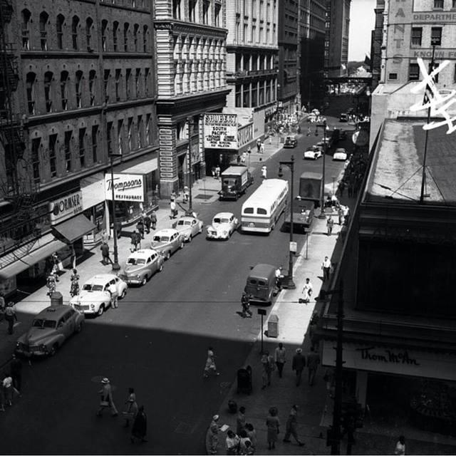 1953 Chicago Tribune photo courtesy of Xavier Quintana.