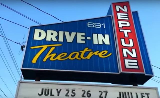 Neptune Drive-In