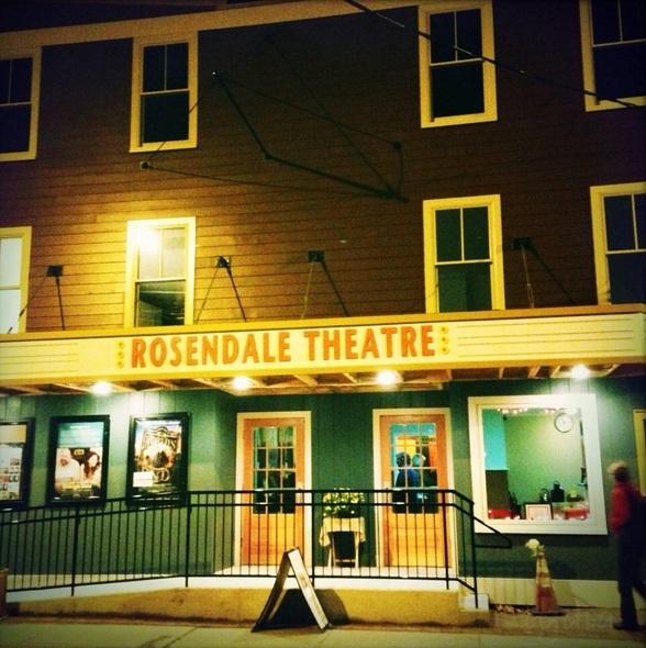 Rosendale Theatre