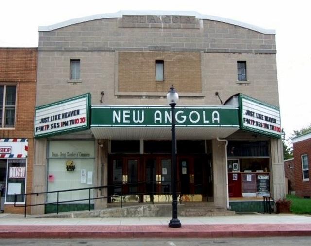 New Angola Theatre