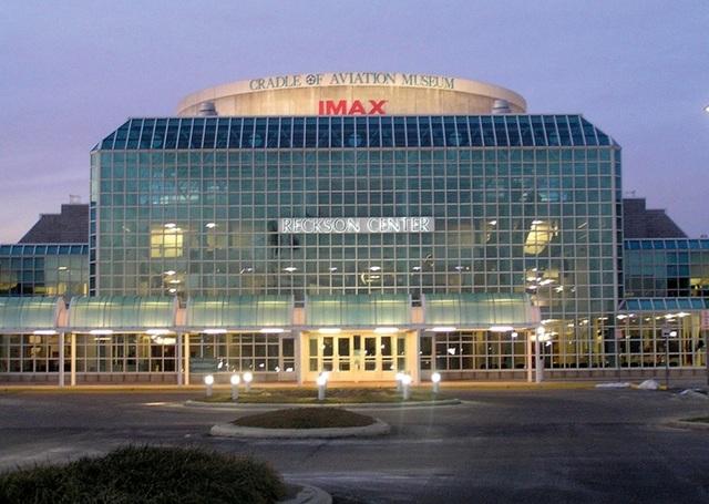 Grumman Imax Theatre
