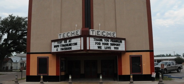 Teche Theatre for the Performing Arts