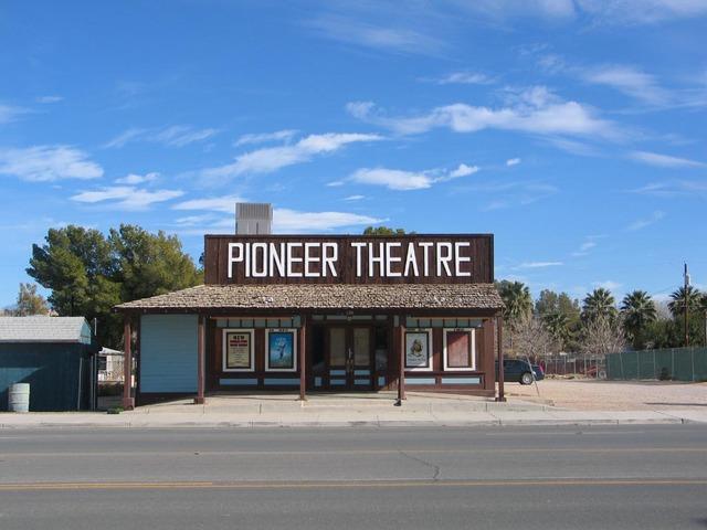 Pioneer Theatre