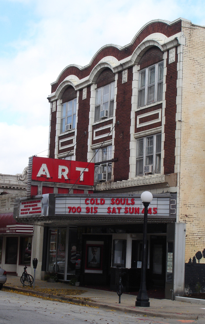 Art Theatre, Champaign, IL