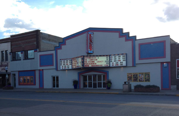 Huron Luxury Cinemas