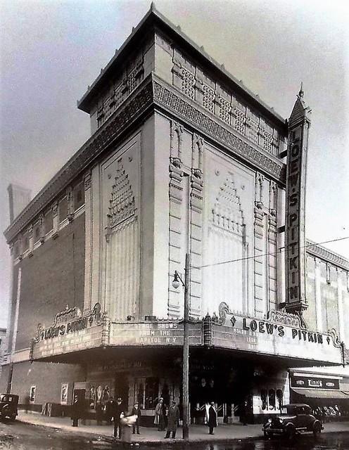 Loews Pitkin Theatre, Brownsville
