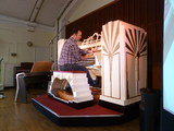 Compton organ now in Ryhope (Suburb of Sunderland)