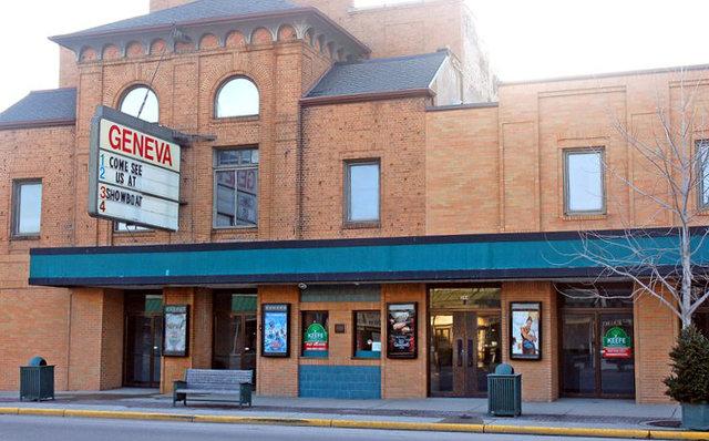 geneva 4 theatre in lake geneva wi cinema treasures