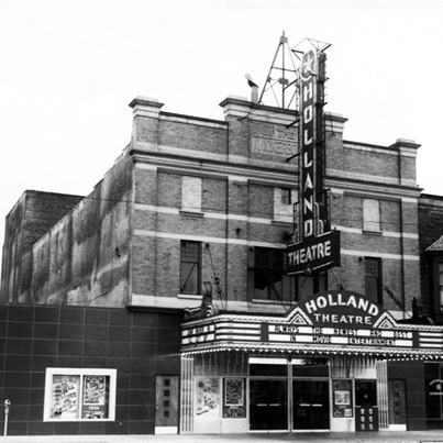 Knickerbocker Theatre In Holland Mi Cinema Treasures
