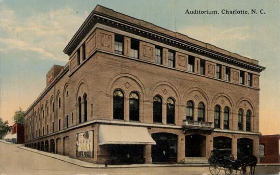 Charlotte Auditorium
