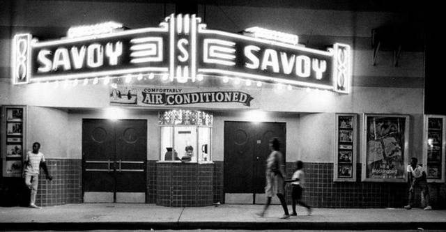 savoy theatre in charlotte nc cinema treasures