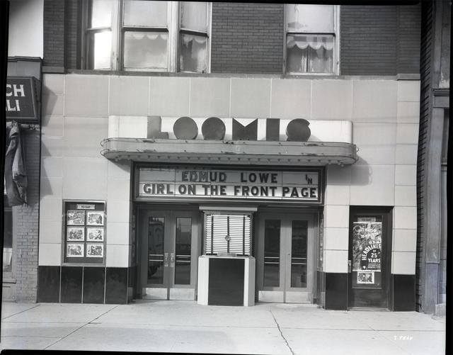 Loomis Theatre