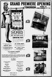 November 17th, 1948 grand opening ad