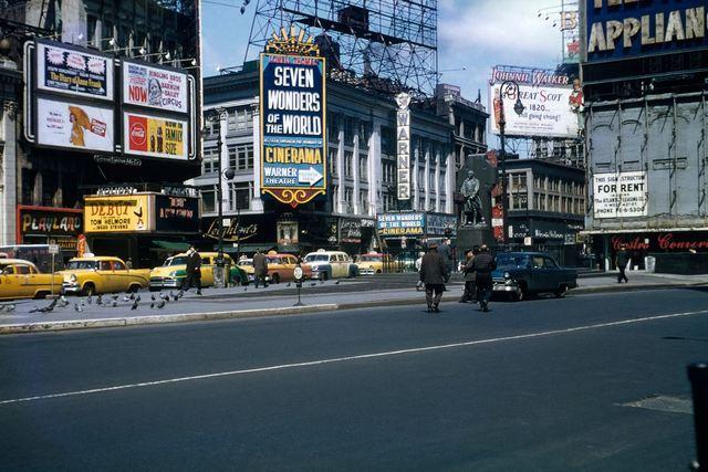 1956 photo, photographer unknown.