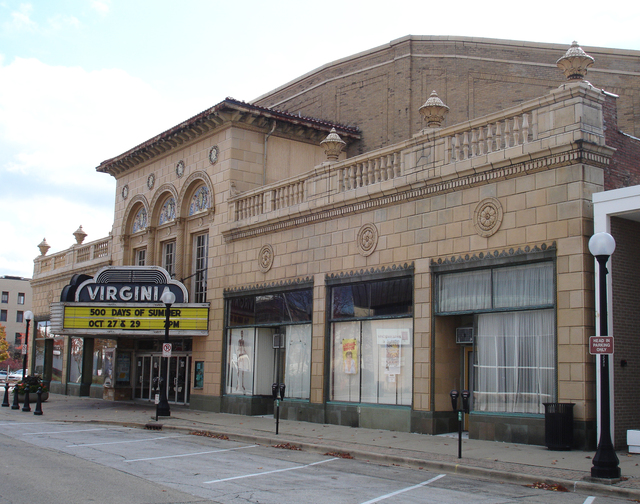 Virginia Theatre, Champaign, IL