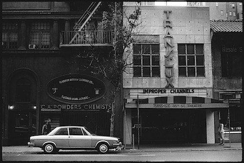 Trans-Lux 85th Street Theatre