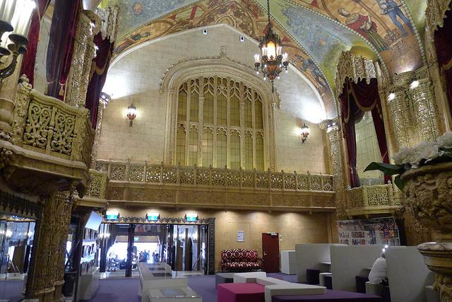 Gothic Foyer 2015