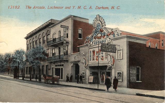 Arcade Theatre