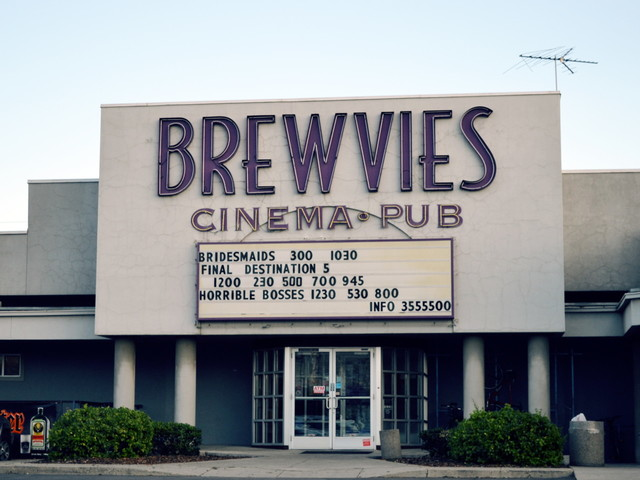Brewvies Cinema Pub