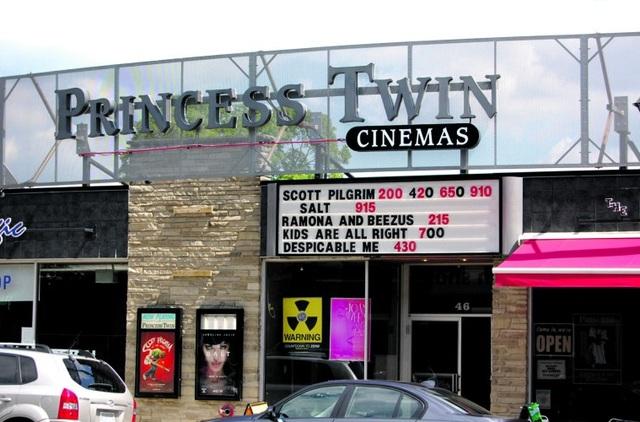 Princess Twin Cinemas