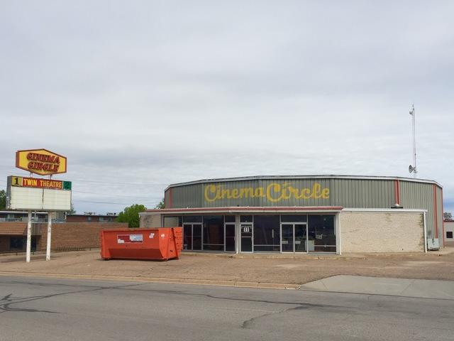 Cinema Circle - Dodge City KS 4-28-16d