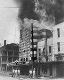 Fire at the Princess Theater 1950s