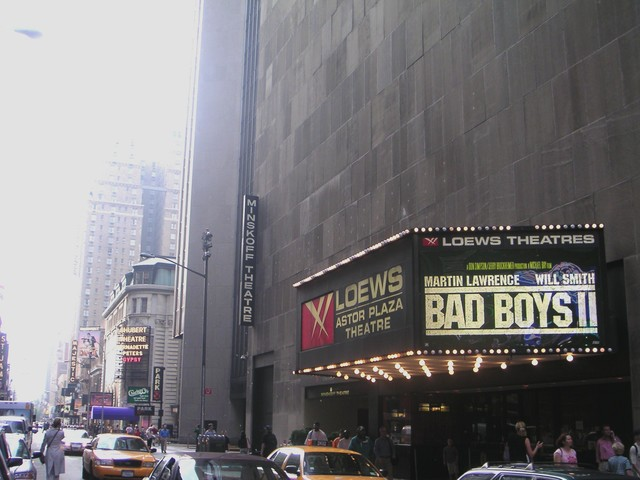 Loews Astor Plaza Theatre