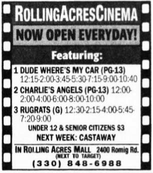 Rolling Acres Cinema In Akron Oh Cinema Treasures