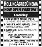 December 15th, 2000 reopening ad