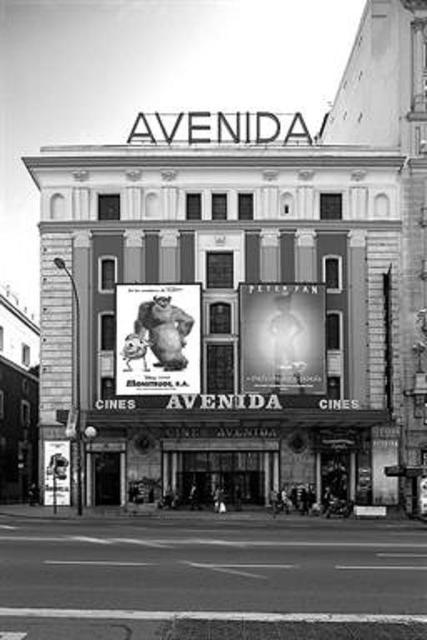 Cines Avenida