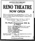 February 27th, 1926 grand opening ad