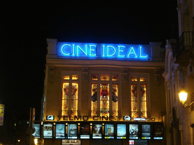 Yelmo Cineplex Ideal