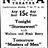 December 10th, 1924 grand opening ad as Nevada