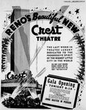 September 2nd, 1948 grand opening ad