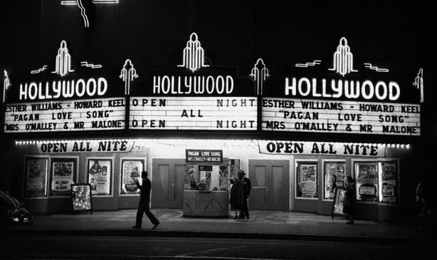 Fox Hollywood Theatre exterior