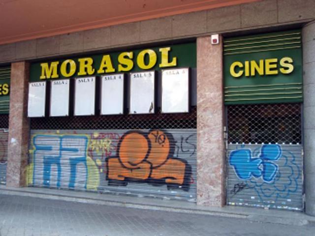 Cine Conde Duque Morasol