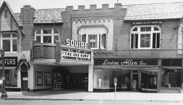 Great Neck Cinemas at the Squire