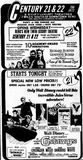 March 20th, 1970 grand opening ad as Century 21 22