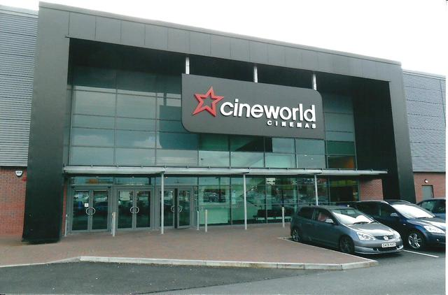 Cineworld Cinema - Leigh